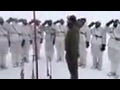 WATCH THIS: Indian soldiers unfurl National Flag on Siachen in temperatures below -22 degrees
