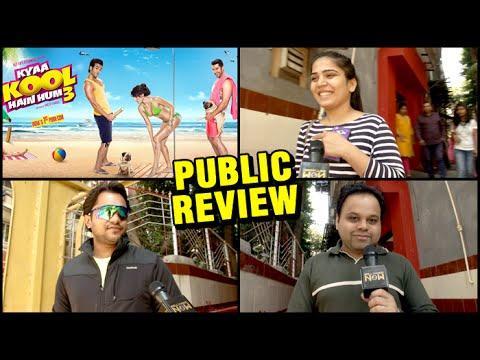 Kyaa Kool Hain Main 3 public review
