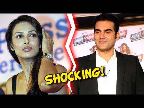 Malaika Arora heading for divorce from Salman Khan's brother Arbaaz!!!!!