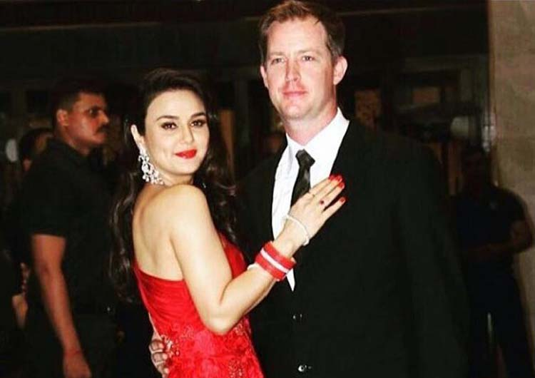 5 love affairs of Preity Zinta