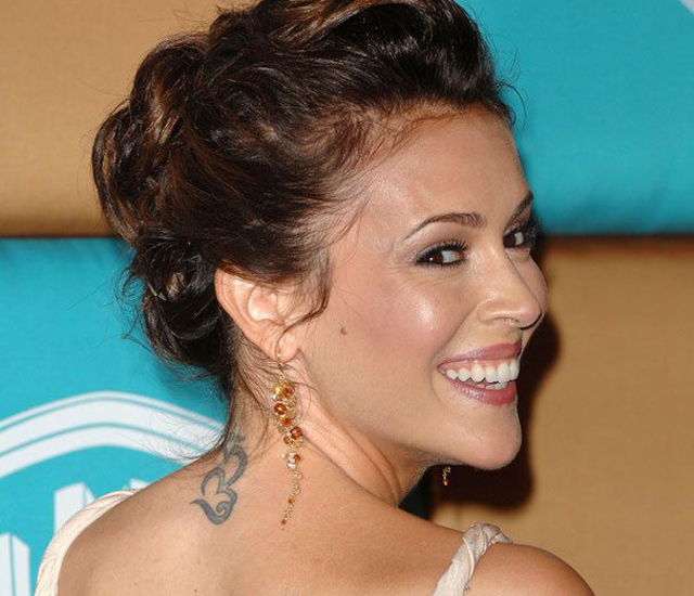 alyssa milano celebrities - photo #39