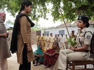 Priyanka Chopra as a cop in Jai Gangaajal