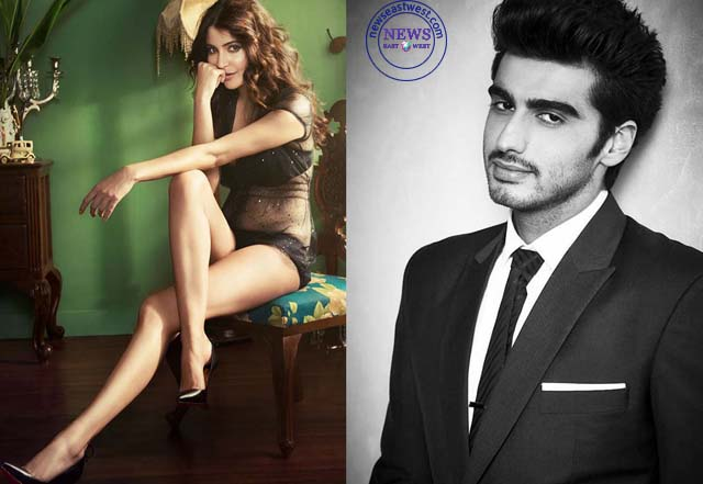 Anushka and Arjun Kapoor