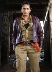 Ragini Dwivedi in Kannada movie Ragini IPS