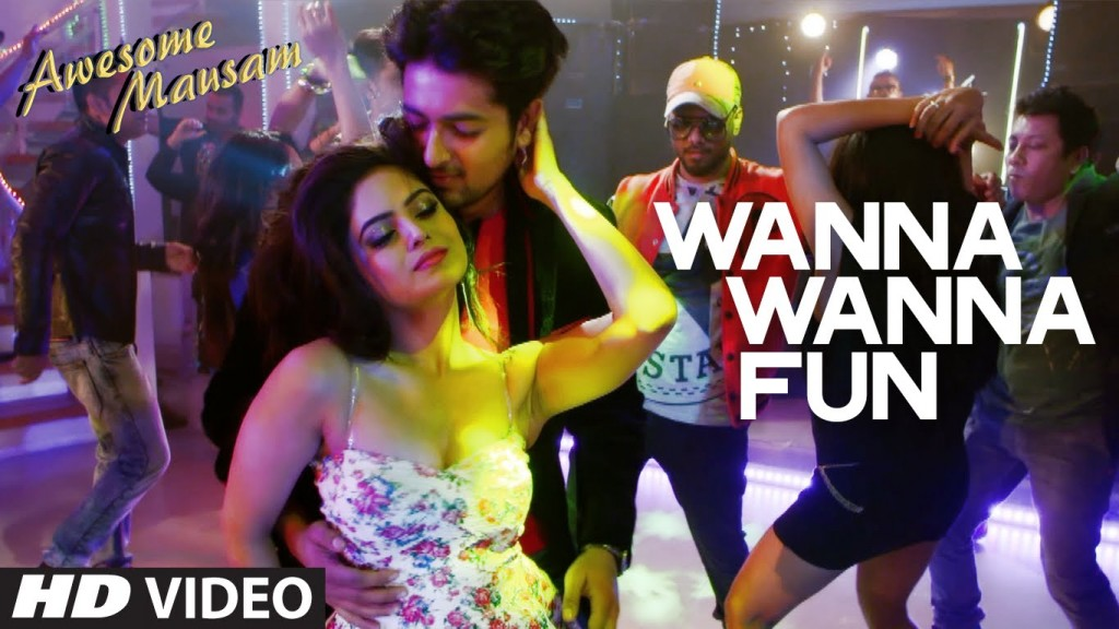 WANNA WANNA FUN  song from Awesome Mausam
