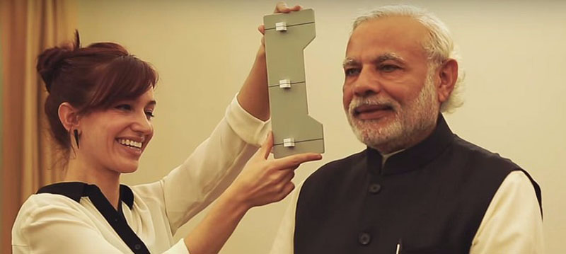 Modi will have his wax statue at Madame Tassauds