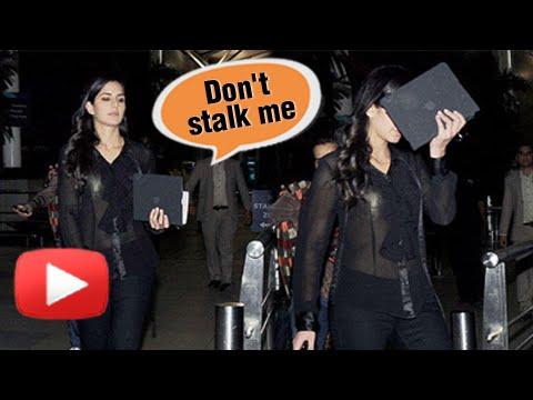 Katrina threatens photographer