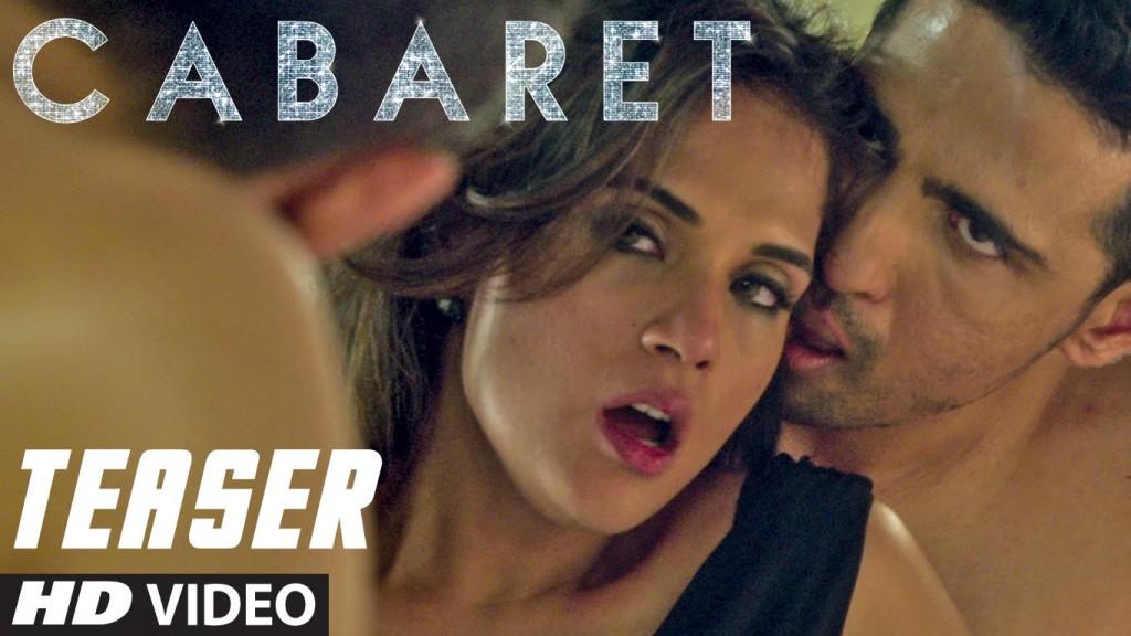 Latest Bollywood teaser: Cabaret movie