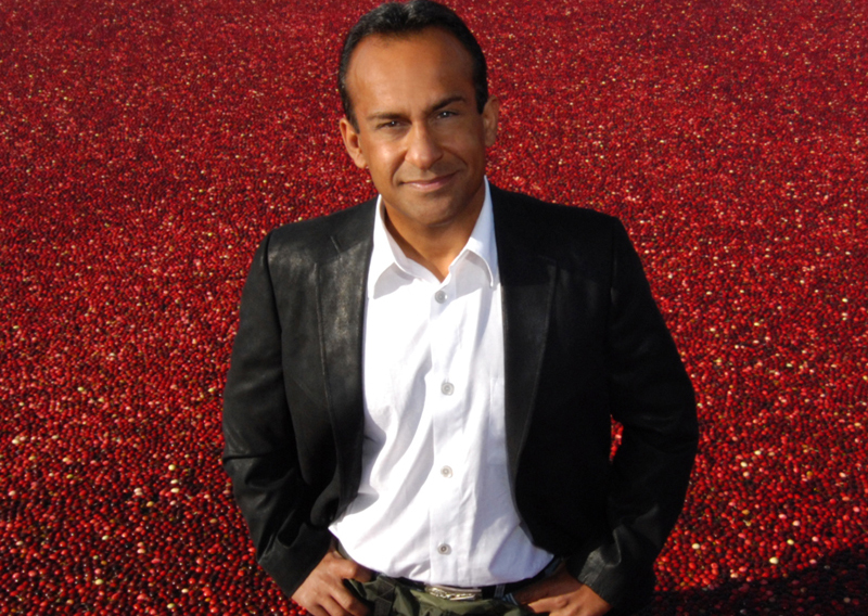 How Sikh farmer Peter Dhillon became Canada's biggest cranberry producer