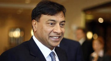 Indian tycoon Lakshmi Mittal, who owns steel giant ArcelorMittal, has lost three-quarters of his wealth since 2008.