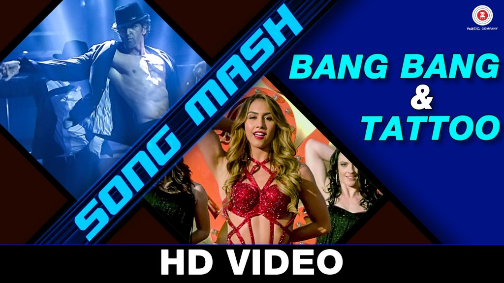 Bang Bang & Tattoo- song mash