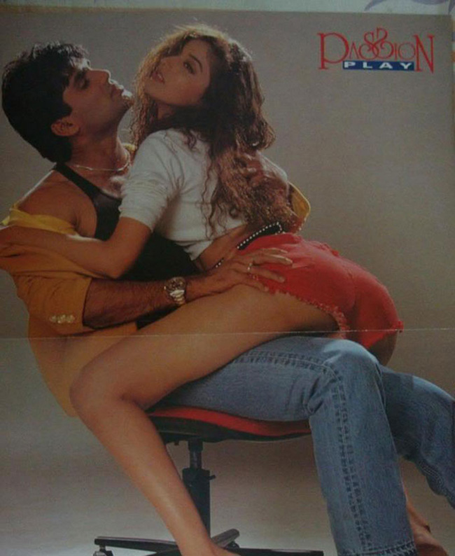 Sunil Shetty and Sonali Bendre