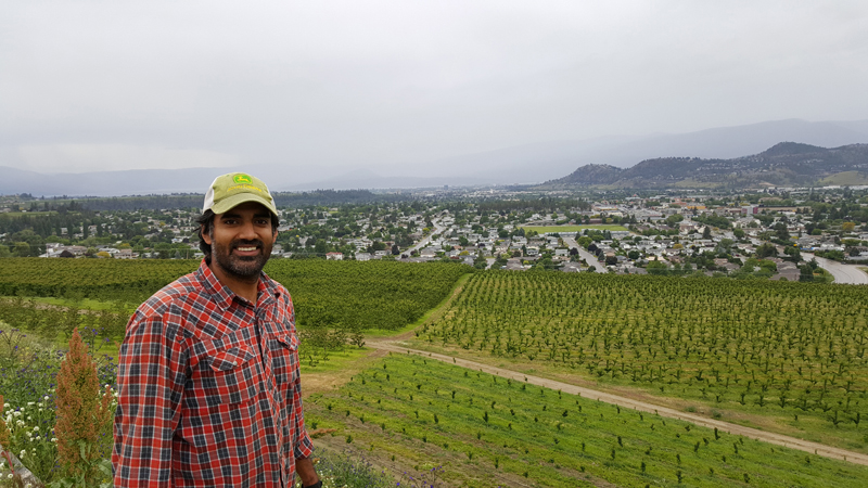 Bal Balle: Meet Sikh cherry king who became farm tourister