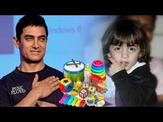 Aamir Khan gifts toys to Shah Rukh Khan's son AbRam
