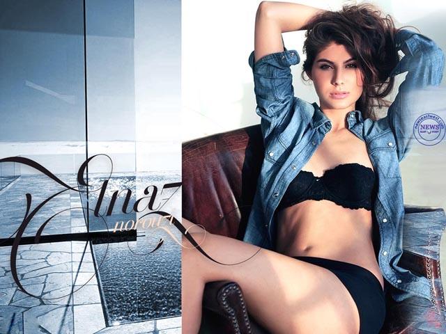 Elnaz Norouzi – Iranian model in India