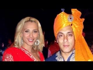 Has Salman Kahn married Lulia Vantur?