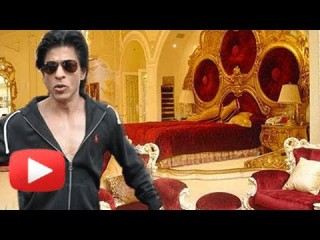 Inside Shah Rukh Khan's bungalow Mannat