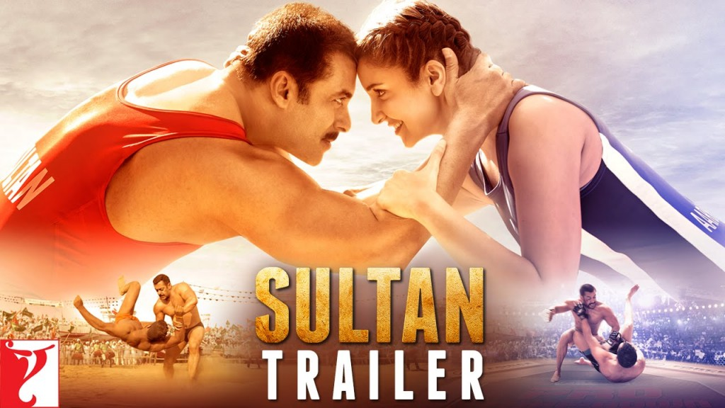 Sultan trailer out – Salman and Anushka impress
