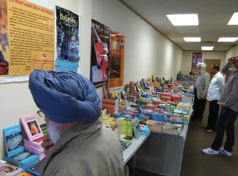 Punjabi book mela in Surrey