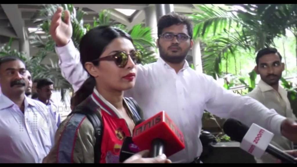 IIFA 2016: Salman, Priyanka and Shahid return from Madrid
