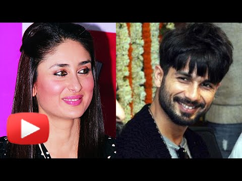 Kareena says she is ready to work with ex-lover Shahid