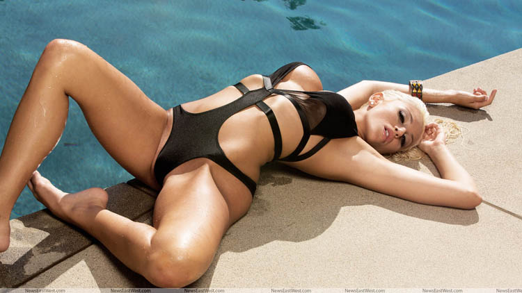 Playboy mate Khloe Terae