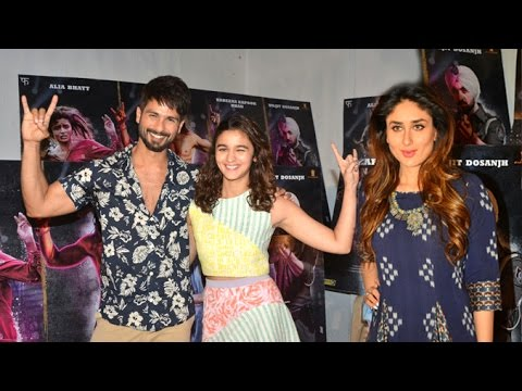Udta Punjab box-office hit party
