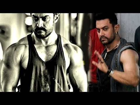 Aamir Khan's first look in Dangal