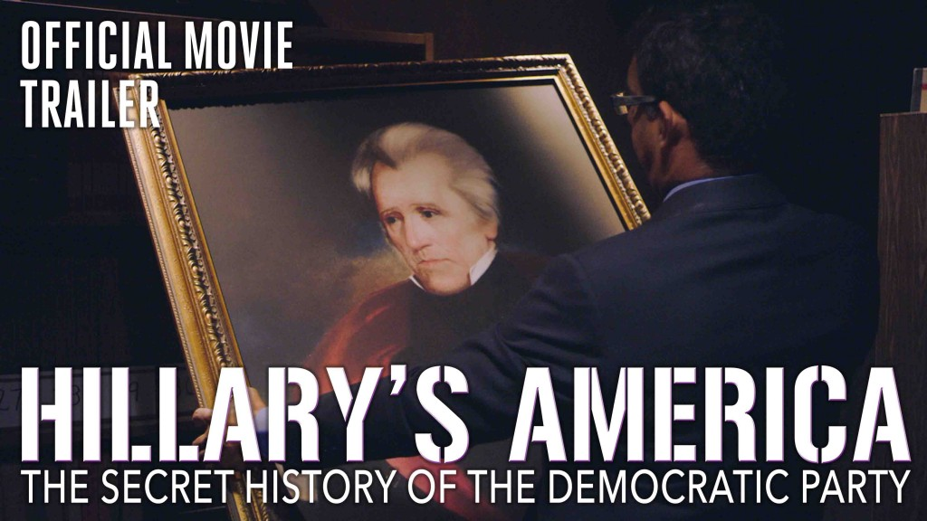 Dinesh D'Souza's documentary on `crooked' Hillary Clinton becomes top hit at US box-office