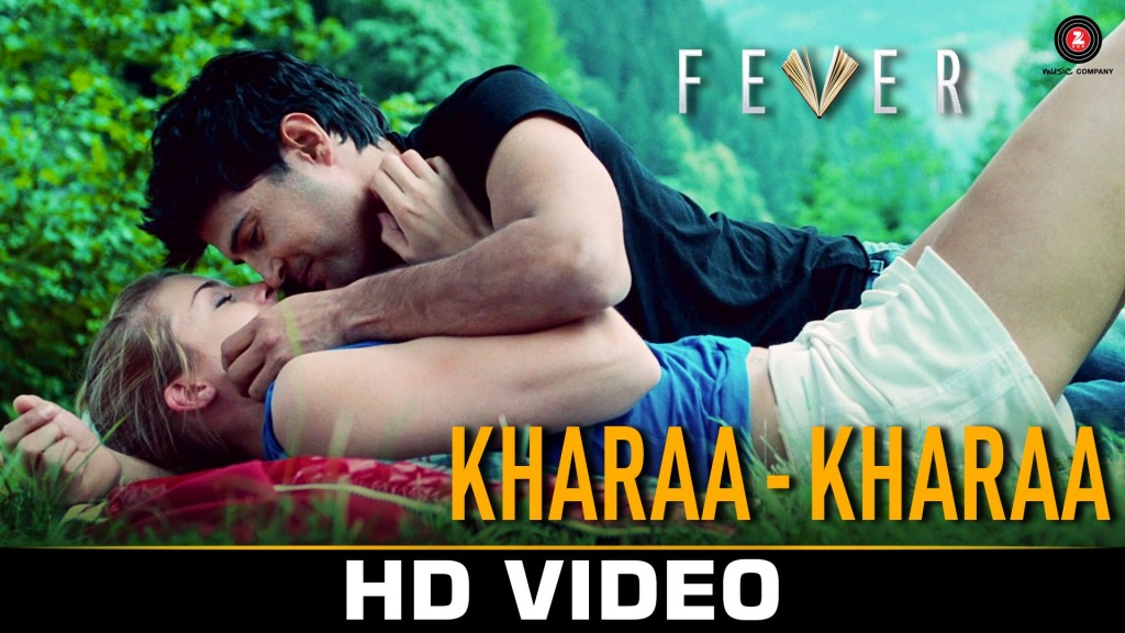 Kharaa Kharaa song from the film Fever