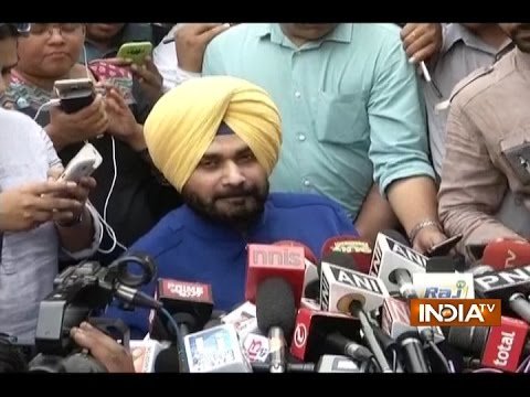 Navjot Sidhu says he quit Rajya Sabha because he was asked to stay away from Punjab