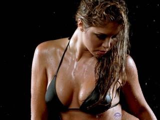 samantha cole bikini