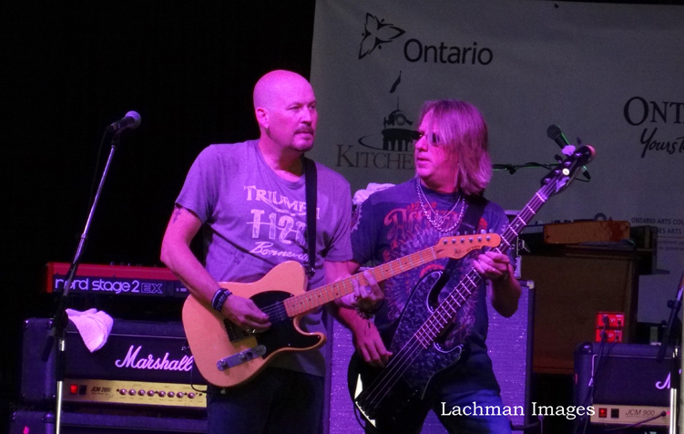 Diggin' The Blues at Kitchener Blues Festival