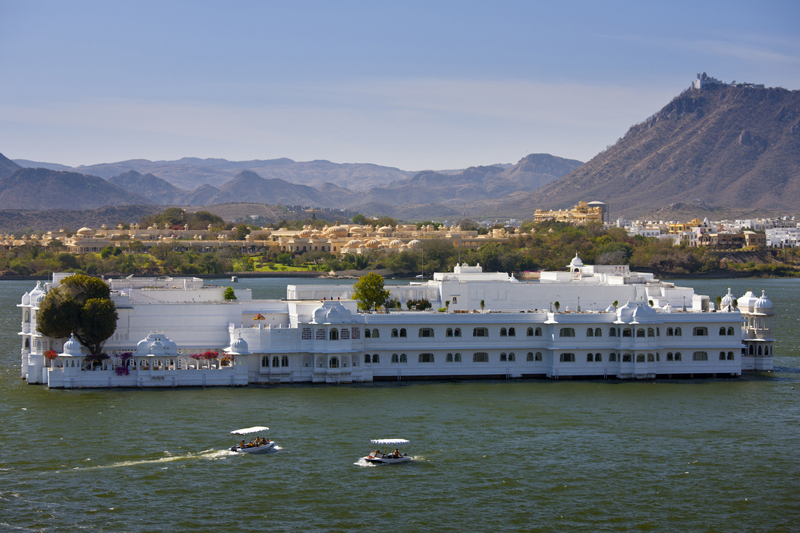 India's Taj Lake Palace Hotel voted as the best in Asia