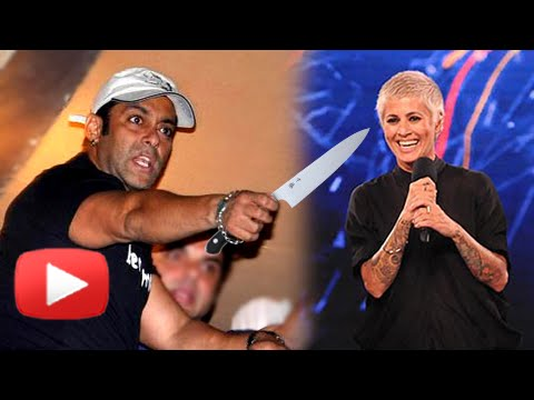 Sapna Bhavnani calls Salman Khan a monkey