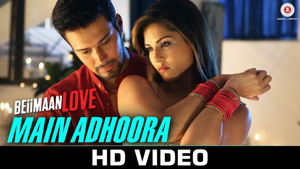 Sunny Leone in Main Adhoora song from Beiimaan Love
