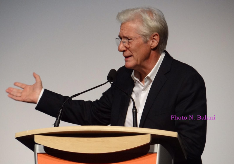 Richard Gere plays the perfect New York fixer in Norman
