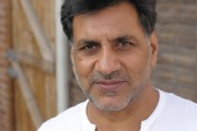 Pakistani-born actor Marc Anwar - sacked for racist rant against India