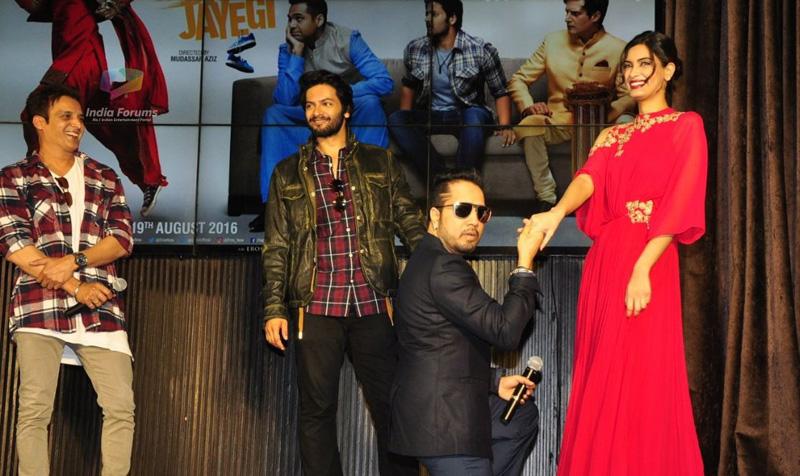 Mika Singh jokes about Diana Penty's surname, saying `Diana Panty, Mika Kachha'