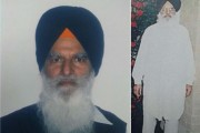 Missing: 69-year-old Shamsher Virk