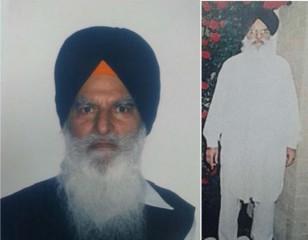 Missing: 69-year-old Shamsher Virk