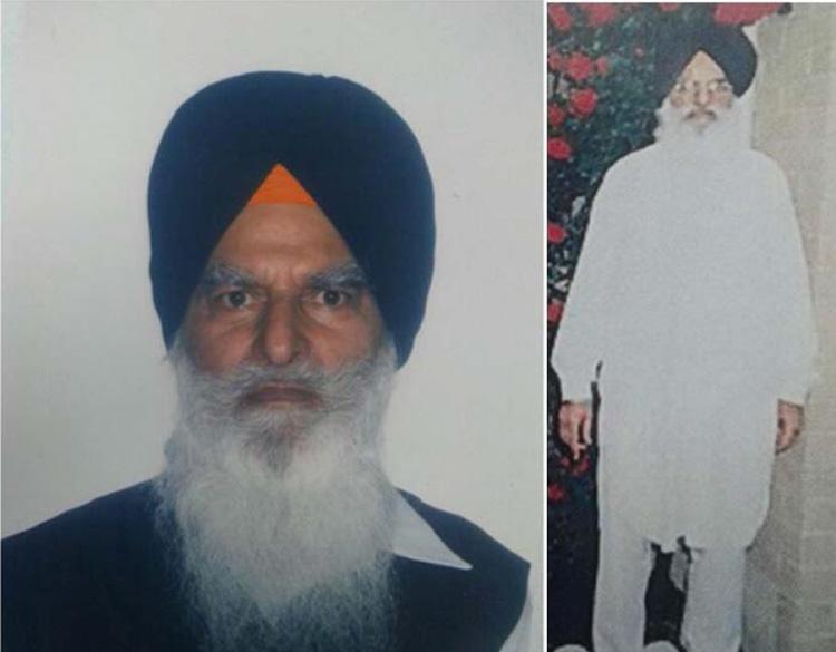 Sikh man from Brampton goes missing