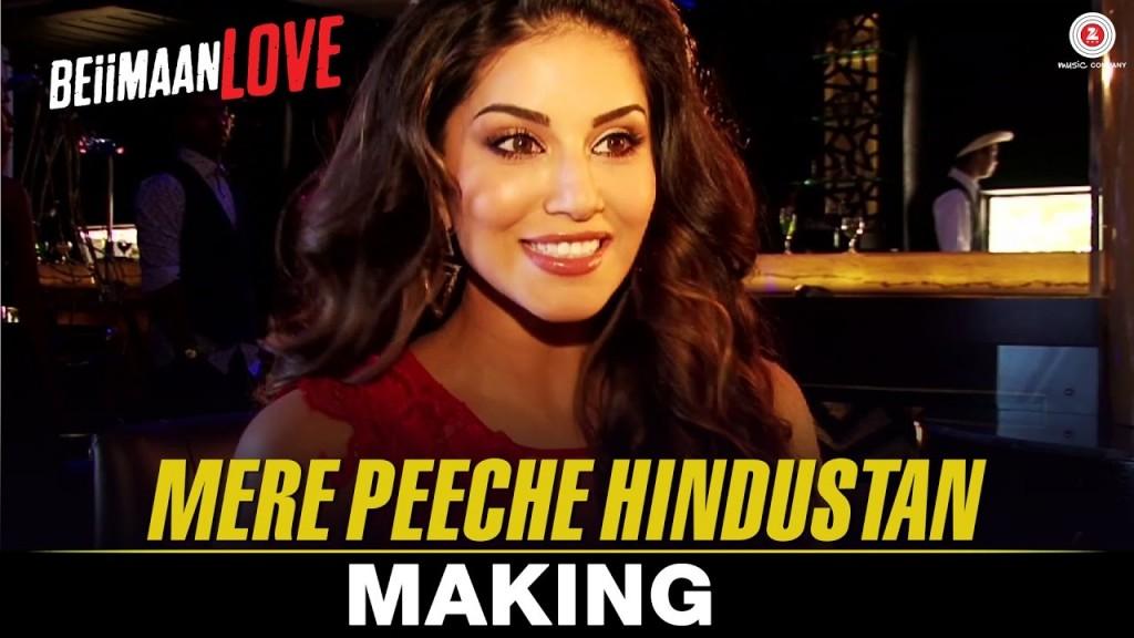 Sunny Leone in Mere Peeche Hindustan