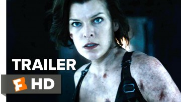 Resident Evil: The Final Chapter Official International Trailer 2