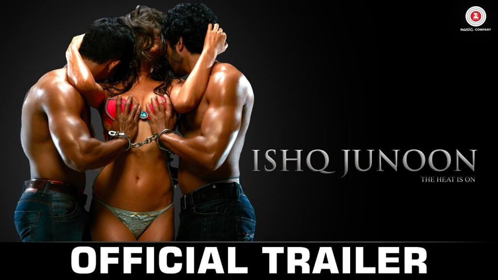 Trailer of Ishq Janoon
