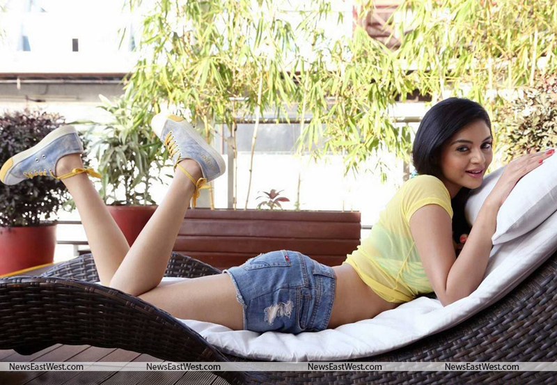 Actress model Sanam Shetty