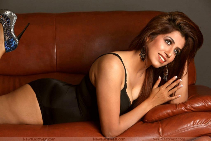 Actress Lakshmi Iyer