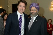 Babra with PM Justin Trudeau