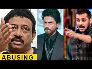 Bollywood director Ram Gopal Varma blasts Salman, Shah Rukh