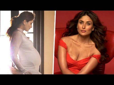 Pregnant Kareena Kapoor